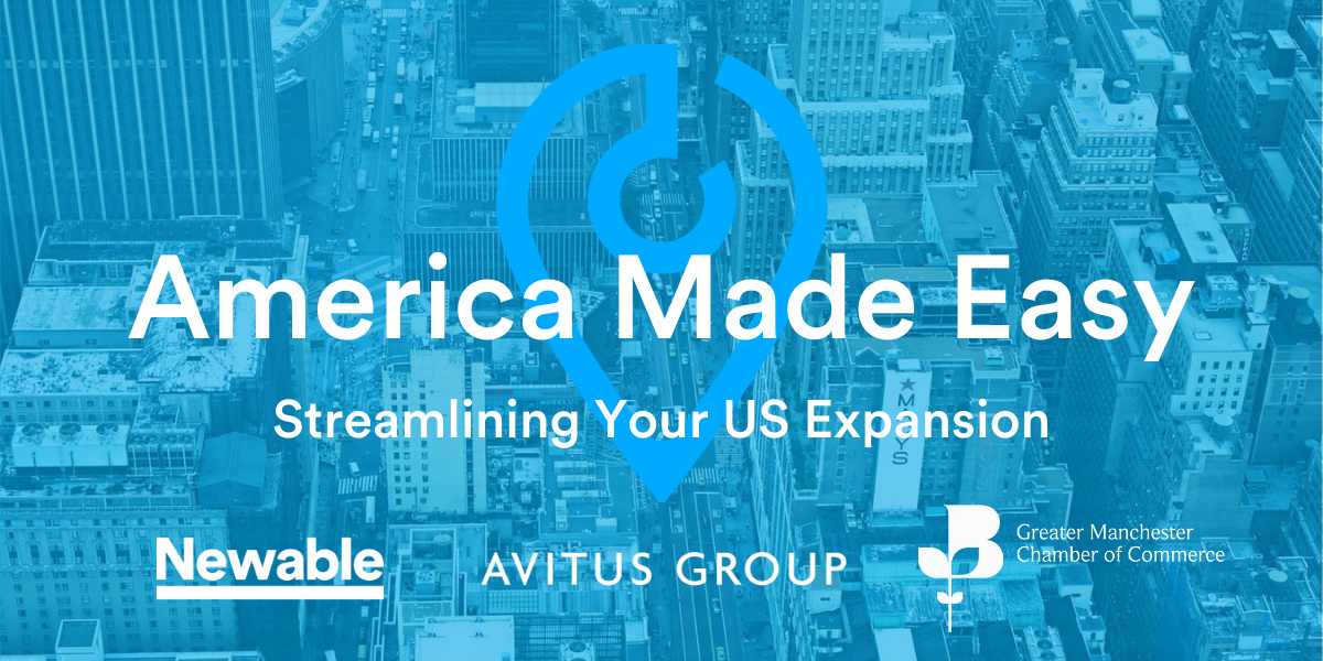 America Made Easy - Streamlining Your US Expansion (Manchester)