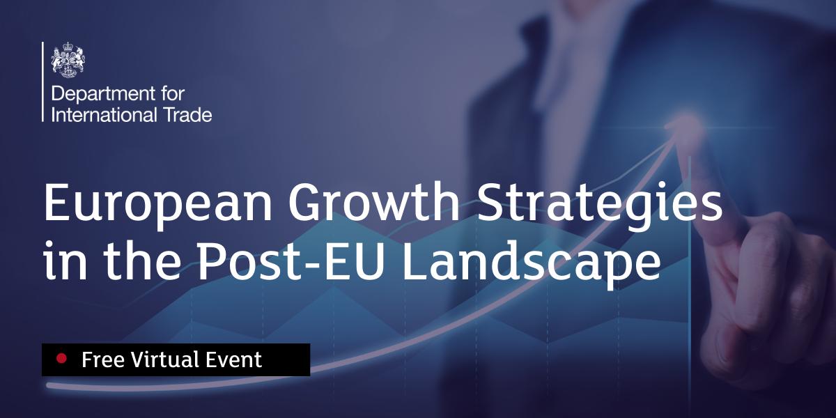 European Growth Strategies in the Post-EU Landscape