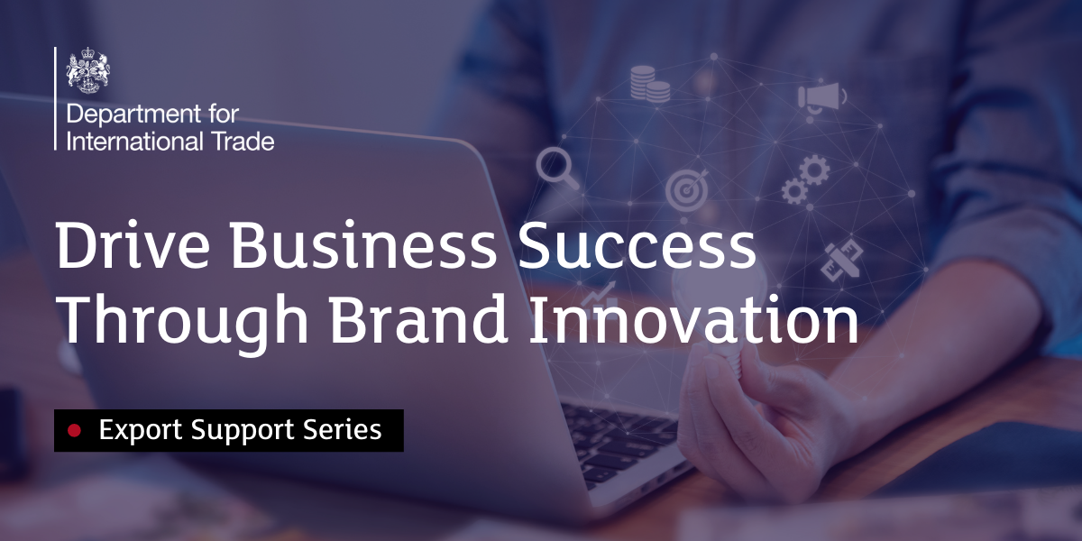 Drive Business Success Through Brand Innovation