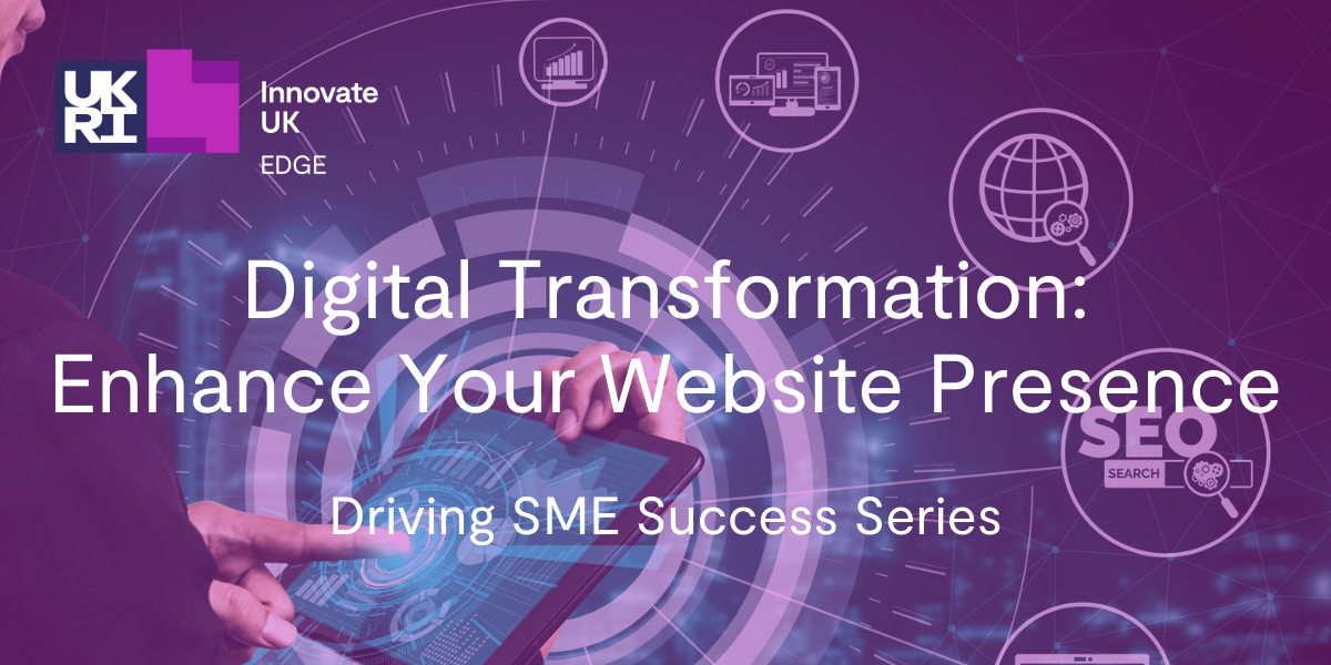 Digital Transformation: Enhance Your Website Presence