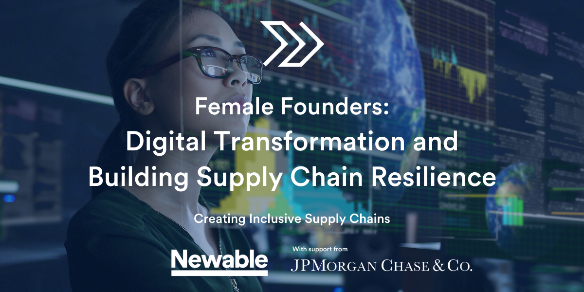 Digital Transformation and Building Supply Chain Resilience