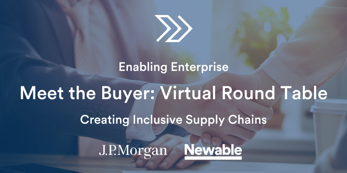 Meet the Buyer: Virtual Round Table