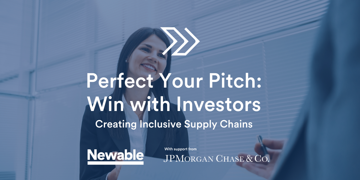 Perfect Your Pitch: Win with Investors