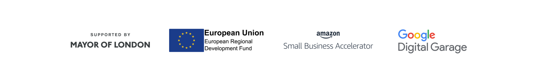 London Business Week is supported by the Mayor of London, European Regional Development Fund, Amazon and Google.