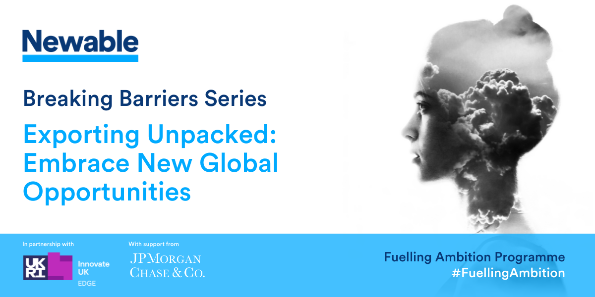 Exporting Unpacked: Embrace New Global Opportunities