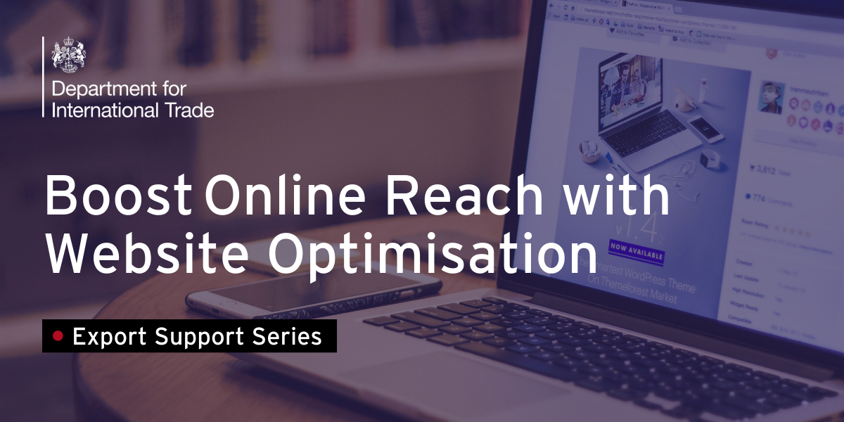 Boost Your Online Reach with Website Optimisation