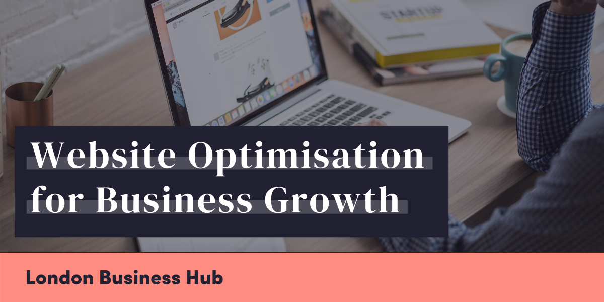 Website Optimisation for Business Growth